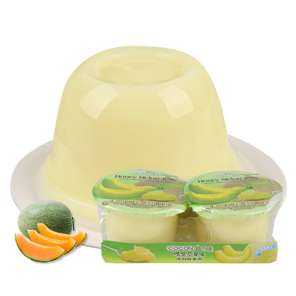 Pudding Nata De Coco Cocon – melon 1 szt.