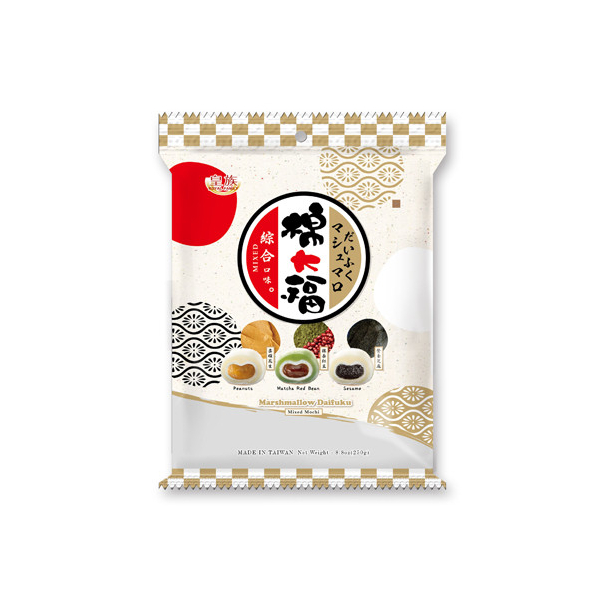 Mochi Marshmallow Daifuku Royal Family – mix smaków