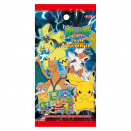 Pokemon Sun & Moon Chewing Gum Stickers Topseika
