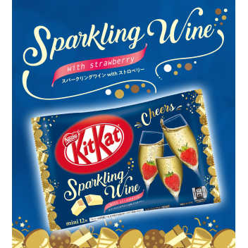 Batonik Kit Kat Nestle Sparkling Wine 1 szt.